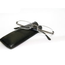 Load image into Gallery viewer, Grey Supra Reading Glasses 83401 Power 1.75