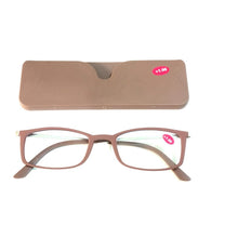 Load image into Gallery viewer, Ultra Slim TR90 Blue Light Blocking Computer Reading Glasses for Men & Women
