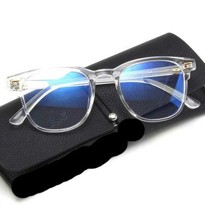 Transparent Anti Blue Light Computer Glasses M8526 C6