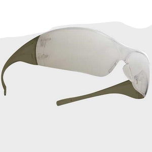 Wraparound frameless Safety Glasses Max Viz M193 with Anti Scratch Resistance Coating - GlassesIndia