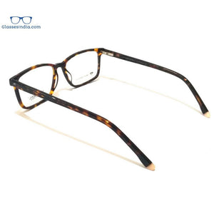 Blue Light Blocker Computer Glasses Anti Blue Ray Eyeglasses MB005DA - GlassesIndia