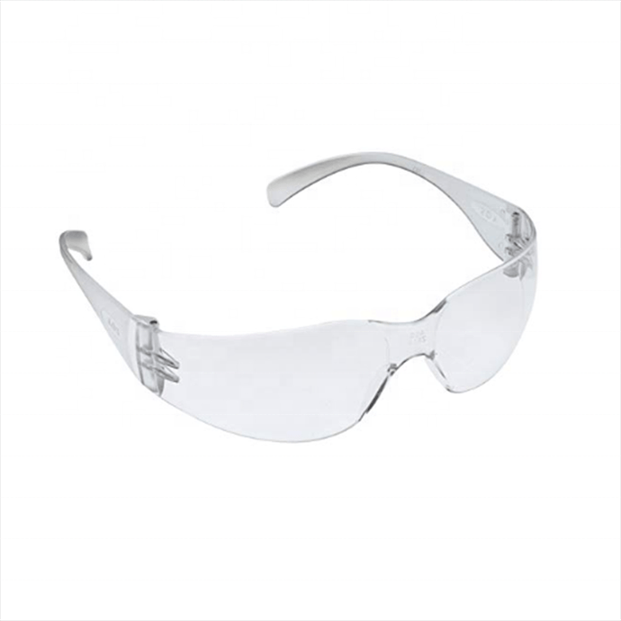 Clear Glass Safety Goggles Work Protect Eyewear Light Weight High Quality Transparent glasses - GlassesIndia