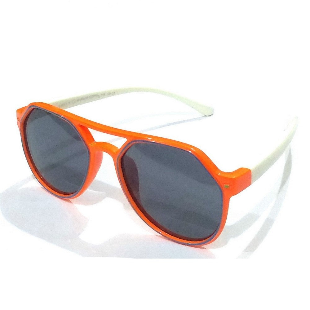 Unbreakable Kids Polarized Sunglasses Light Weight TR Material S8173Orange