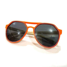 Load image into Gallery viewer, Unbreakable Kids Polarized Sunglasses Light Weight TR Material S8173Orange