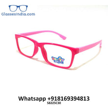 Load image into Gallery viewer, Kids Blue Light Blocker Computer Glasses Anti Blue Ray Eyeglasses S8225C30