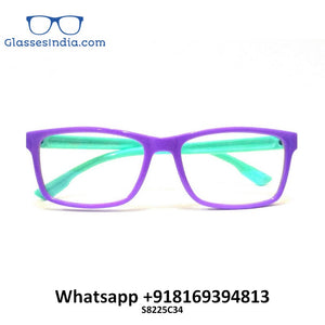 Kids Blue Light Blocker Computer Glasses Anti Blue Ray Eyeglasses S8225C34