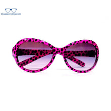 Load image into Gallery viewer, Kids Fashion Sunglasses TKS002PinkPrint