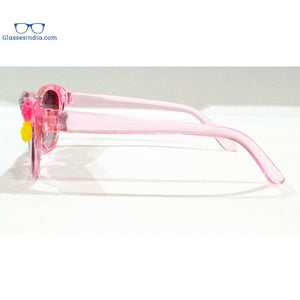 Pink Kids Fashion Sunglasses TKS003Pink