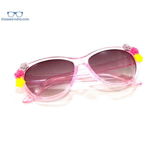 Pink Kids Fashion Sunglasses TKS004Pink