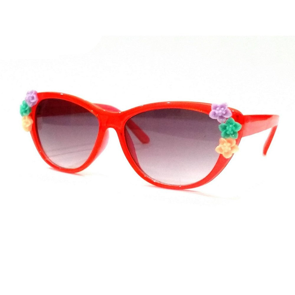 Red Kids Fashion Sunglasses TKS004Red