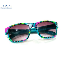 Load image into Gallery viewer, Kids Fashion Sunglasses TKS005Green