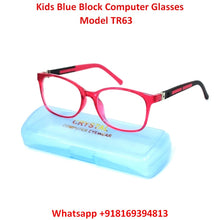 Load image into Gallery viewer, Trendy Fashion Anti Blue Light Computer Glasses TR63C6