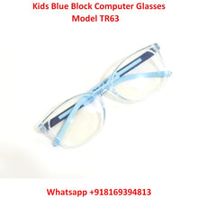 Load image into Gallery viewer, Trendy Fashion Anti Blue Light Computer Glasses TR63C7