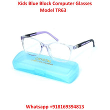 Load image into Gallery viewer, Trendy Fashion Anti Blue Light Computer Glasses TR63C8