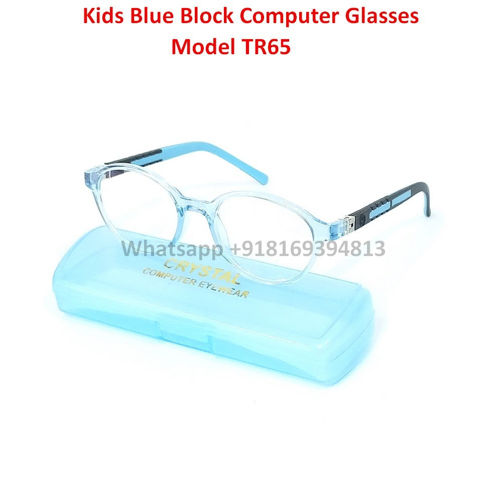 Trendy Fashion Anti Blue Light Computer Glasses TR65C7