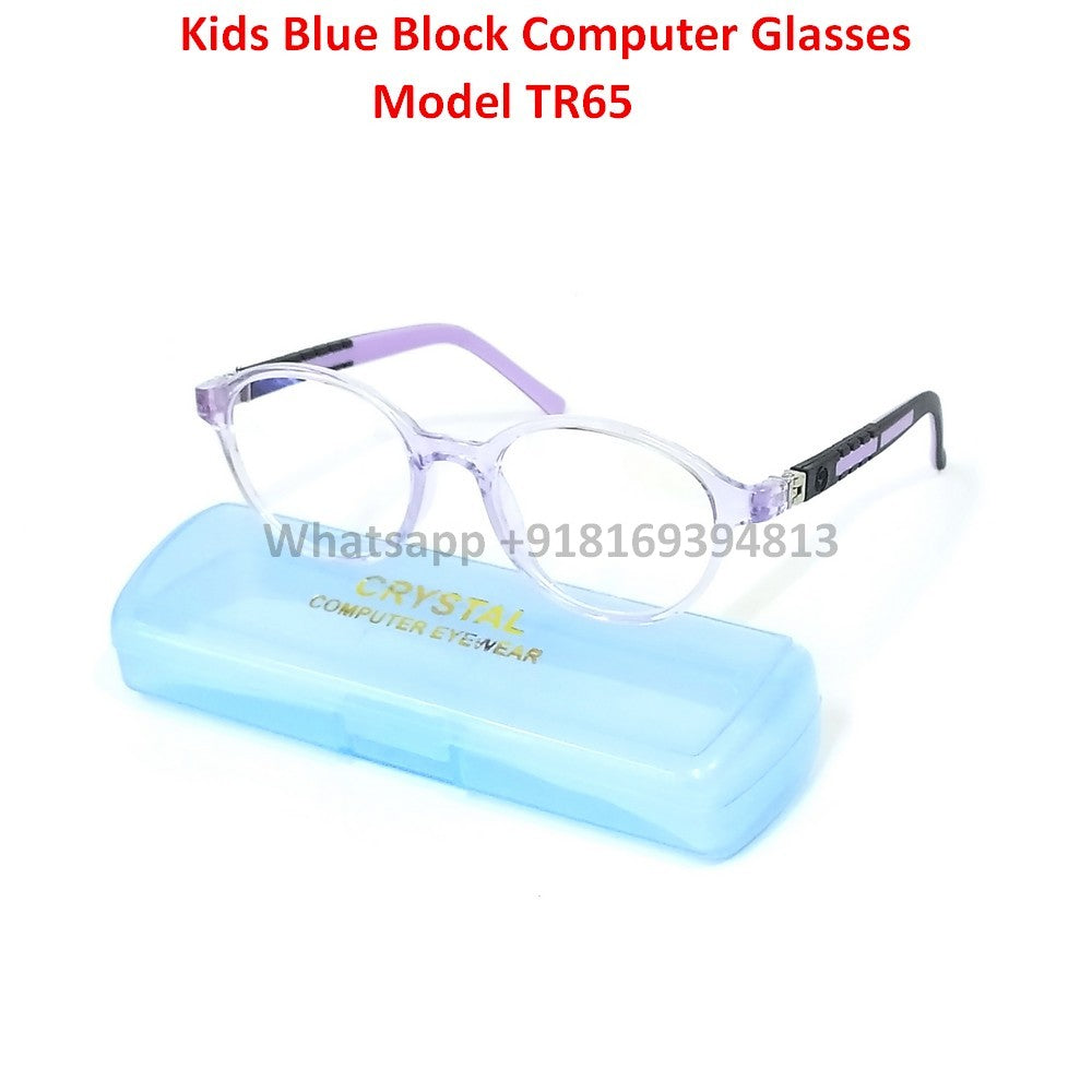 Trendy Fashion Anti Blue Light Computer Glasses TR65C8