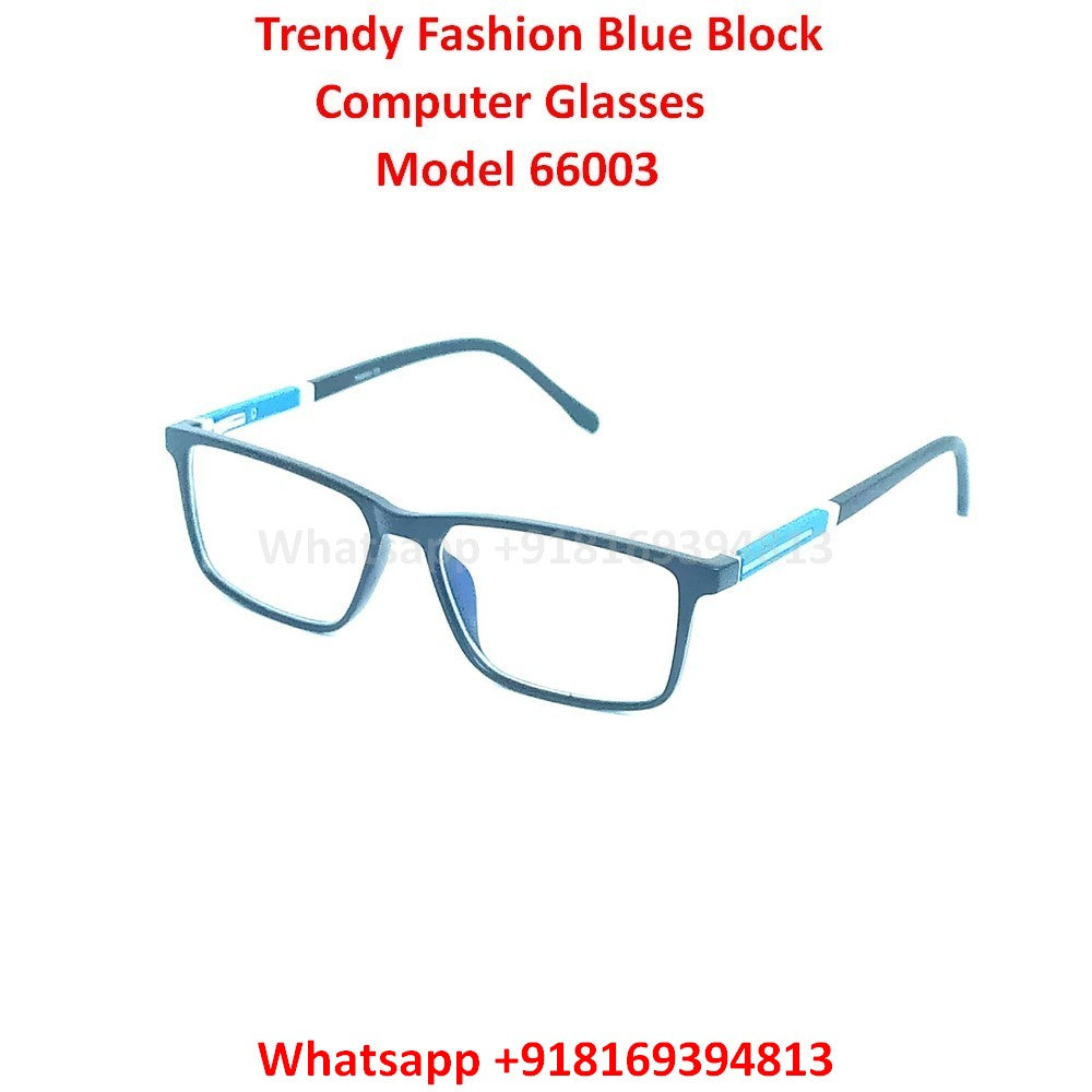 Blue Light Glasses for Men and Women TR66003C3