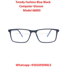 Load image into Gallery viewer, Trendy Fashion Blue Light Glasses for Men and Women TR66003C3