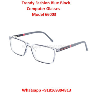 Blue Light Glasses for Men and Women TR66003C7