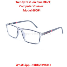 Load image into Gallery viewer, Blue Light Glasses for Men and Women TR66004C7