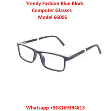 Load image into Gallery viewer, Blue Light Glasses for Men and Women TR66005C1