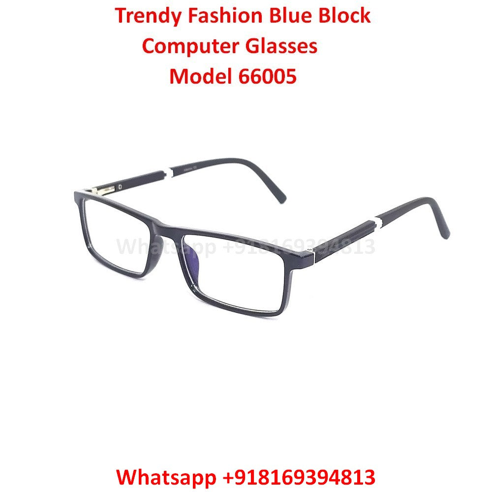 Blue Light Glasses for Men and Women TR66005C1