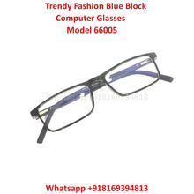 Load image into Gallery viewer, Trendy Fashion Blue Light Glasses for Men and Women TR66005C1