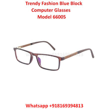 Load image into Gallery viewer, Blue Light Glasses for Men and Women TR66005C5