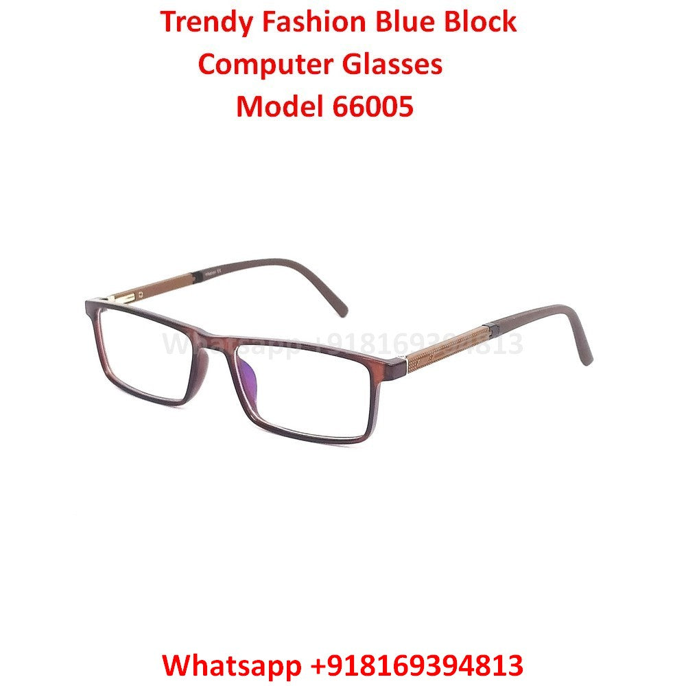 Blue Light Glasses for Men and Women TR66005C5