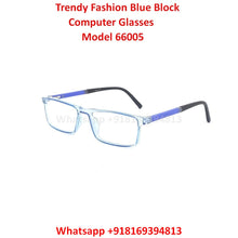 Load image into Gallery viewer, Blue Light Glasses for Men and Women TR66005C8