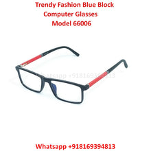 Load image into Gallery viewer, Blue Light Glasses for Men and Women TR66006C2