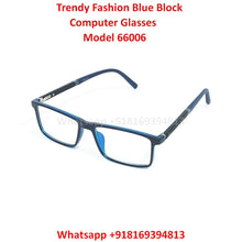 Load image into Gallery viewer, Blue Light Glasses for Men and Women TR66006C6