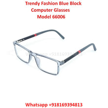 Load image into Gallery viewer, Blue Light Glasses for Men and Women TR66006C7