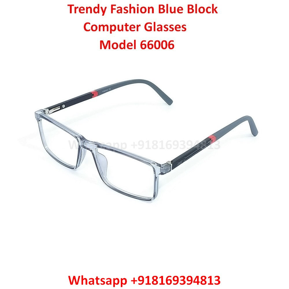 Blue Light Glasses for Men and Women TR66006C7
