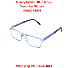 Load image into Gallery viewer, Blue Light Glasses for Men and Women TR66006C8