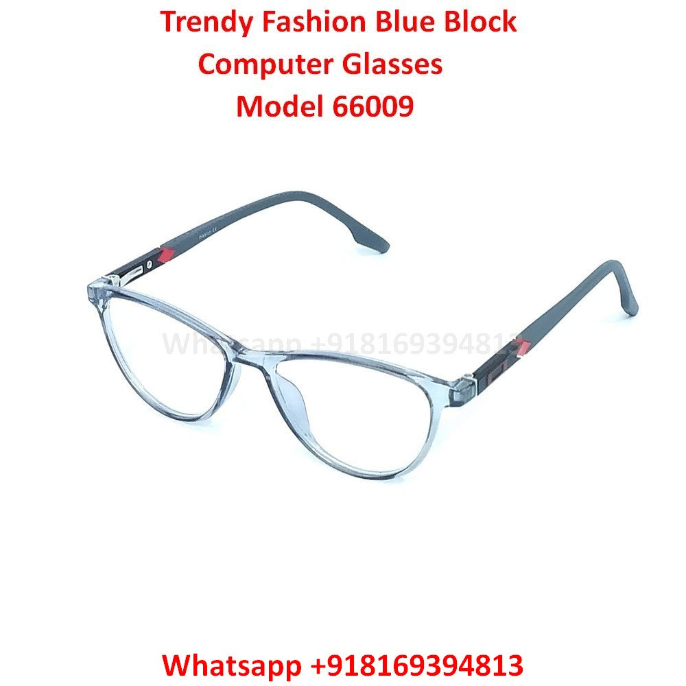 Trendy Fashion Anti Blue Light Computer Glasses TR66009C7