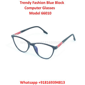 Blue Light Glasses for Men and Women TR66010C2