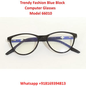 Trendy Fashion Anti Blue Light Computer Glasses TR66010C3