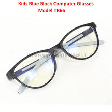 Load image into Gallery viewer, Trendy Fashion Anti Blue Light Kids Computer Glasses TR66C5