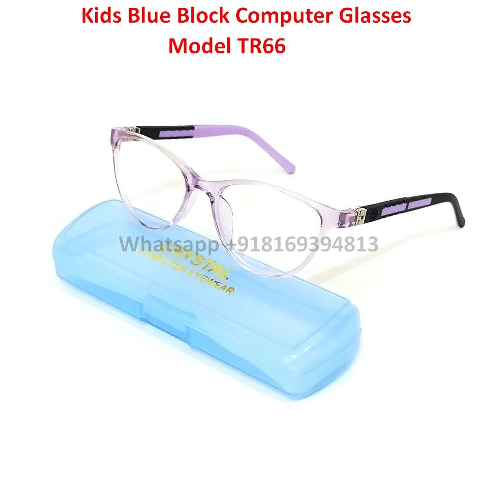 Blue Light Glasses for Kids TR66C8