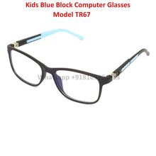Load image into Gallery viewer, Trendy Fashion Anti Blue Light Kids Computer Glasses TR67C2