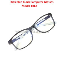Load image into Gallery viewer, Trendy Fashion Anti Blue Light Kids Computer Glasses TR67C5