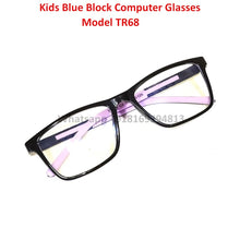 Load image into Gallery viewer, Trendy Fashion Anti Blue Light Kids Computer Glasses TR68C3