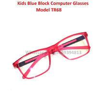 Load image into Gallery viewer, Trendy Fashion Blue Light Glasses for Kids Computer Glasses TR68C6