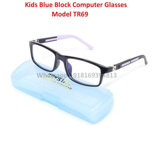 Trendy Fashion Anti Blue Light Computer Glasses TR69C3