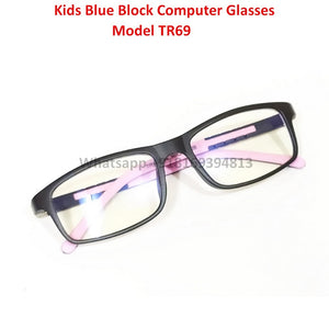 Trendy Fashion Anti Blue Light Computer Glasses TR69C4