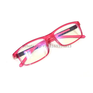 Trendy Fashion Anti Blue Light Kids Computer Glasses TR69C6