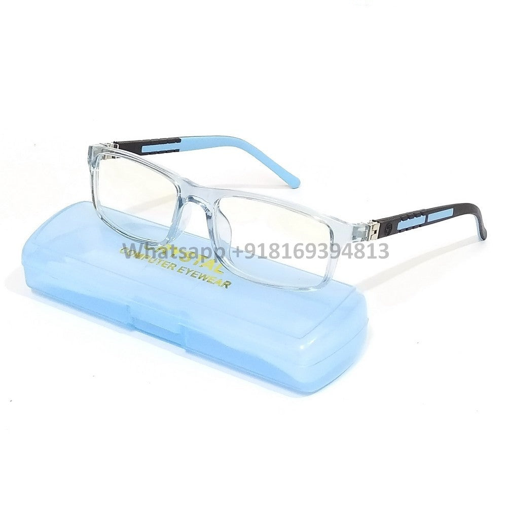 Blue Light Glasses for Kids TR69C7