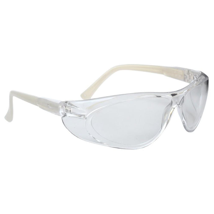 Clear Day Night Wraparound Safety Driving Glasses - GlassesIndia