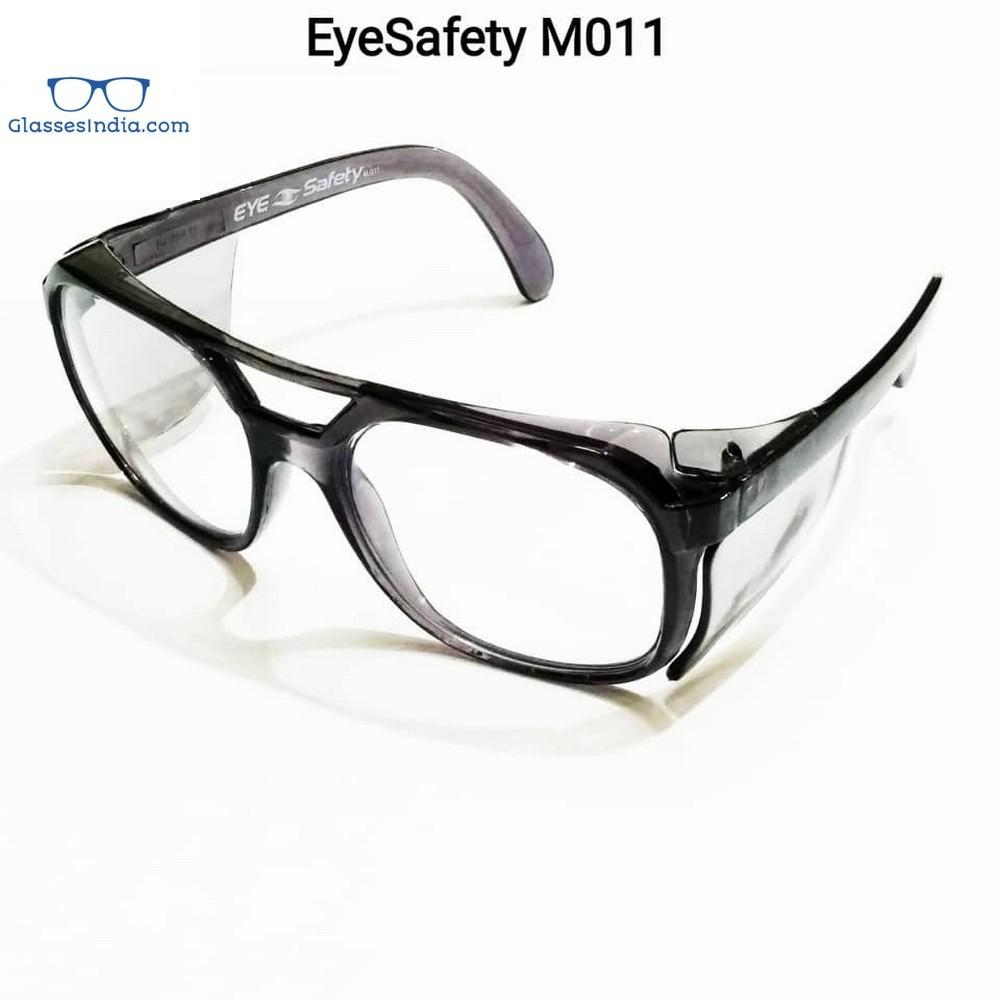 Prescription Safety Glasses M011 - GlassesIndia